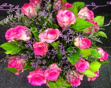 Entrega Gratuita de Flores - Cubo de 9 Rosas de Cor à Escolha | Porto