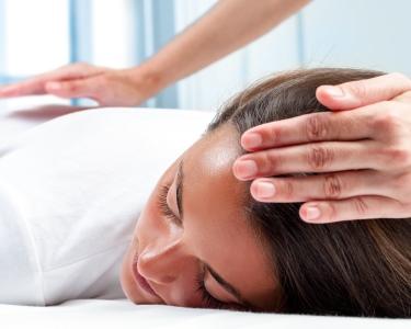 Ritual Duo! Massagem de Relaxamento & Sessão de Reiki | 1 Hora | Origens