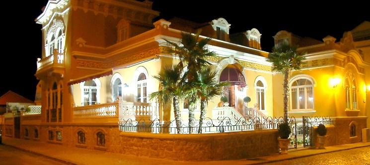 Hotel Palace do Capitão 4* | S. Martinho do Porto - Noite à Beira-mar a Dois!