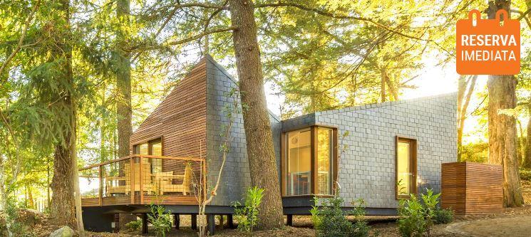 Noite de Sonho em Eco House c/ Spa Termal :: Pedras Salgadas spa & nature park