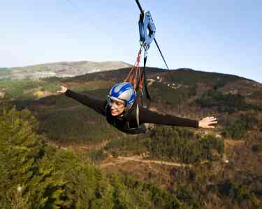 Fantasticable & Alpine Coaster | 2 Pessoas | Vila Real