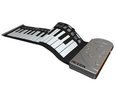Teclado Piano   Dobrável e Portátil!
