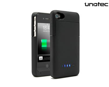 Capa Com Bateria Iphone 4\4S | Escolha a Cor