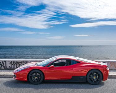 Luxury Driving na Marginal   Ferrari 458 ou Lamborghini Gallardo   A Emoção da Velocidade!