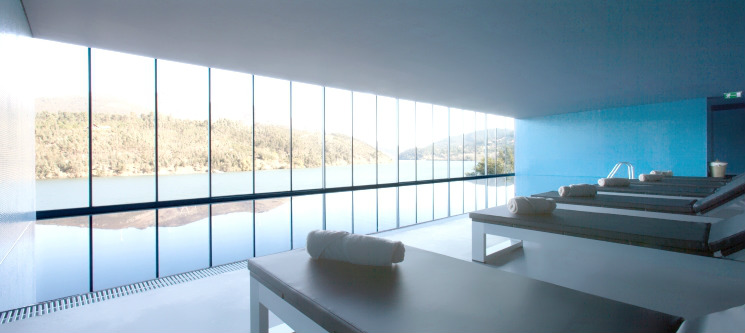 Rio Douro Hotel and Spa 4* | 1 a 3 Noites em Quarto Vista Rio e Circuito Spa