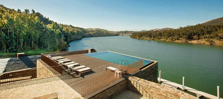 Rio Douro Hotel & Spa | Noite 4* em Quarto Vista Rio com Circuito Spa