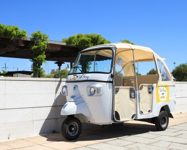 Passeio de Tuk Tuk + Barco | Lisboa | Até 3 pessoas | Tuk Away