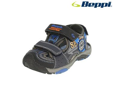 Sandália Casual Beppi® | Azul Marinho