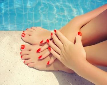 Manicure & Pedicure | 45 Minutos | Secret Look - Bairro Azul