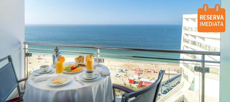 Sesimbra Hotel & SPA 4* | Noite com Vista Mar & Spa