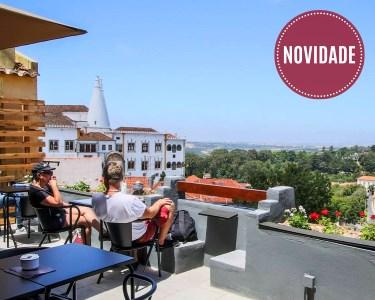 Tapas à Discrição em Rooftop c/ Vista Serra de Sintra