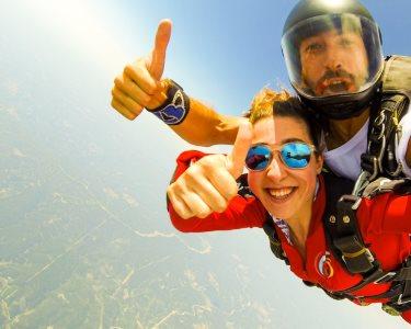 Salto Tandem a 4200m | Skydive Europe | Évora - Adrenalina em Estado Puro!
