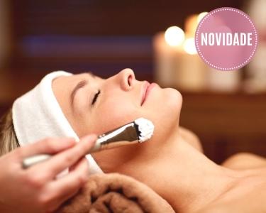 Spa Facial com Radiofrequência + Máscara + Massagem | 50 Minutos | Setúbal