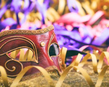 Baile de Máscaras - Carnavalão 2017 no Spacegarden! Almada