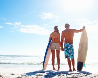 Aulas de Surf | 2 Pessoas | Praia de Matosinhos