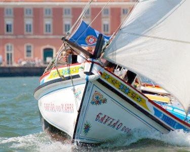 As Canoas do Tejo | Passeio em Barco Típico - 2h | 1 ou 2 Pessoas