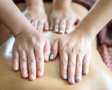 Massagem a 4 Mãos c/ Ritual de Chá | 45 Minutos de Relax | V. N. Gaia