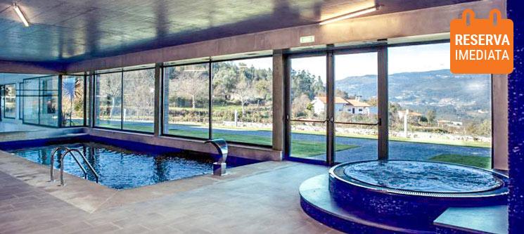 Tempus Hotel & SPA 4* | Relaxe e Descubra o Melhor do Minho!