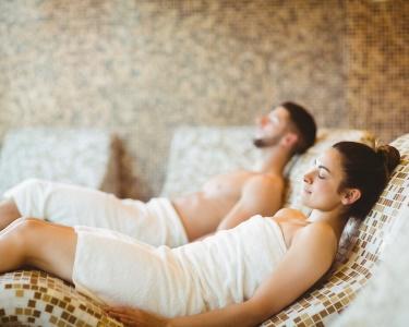 Spa Termal a Dois + Duche Tonificante | 1h40 | Termas Caldas da Saúde - Santo Tirso
