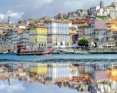 Cruzeiro das 6 Pontes para 2 Pessoas   Porto