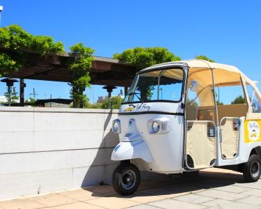 Passeio Turístico de Tuk Tuk por Lisboa | 2 a 3 Pessoas | Tuk Away