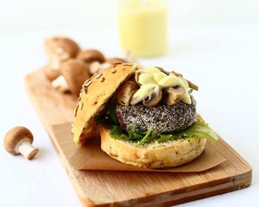 Hambúrgueres Vegetarianos para Dois | Saldanha | Vegana Burgers