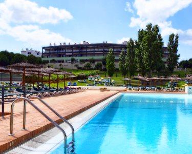 VitaSol Park - Lagos | Apartamento T1 até 4 Pessoas Junto à Meia Praia