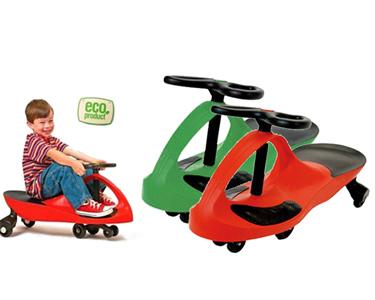 Ziggy Car | Brinquedo Ecológico & Inovador