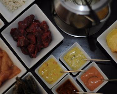 2014|Cheddar- tea & Fondue - Jantar Romântico