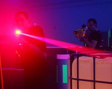LaserQuest em 2 Sessões | Leiria