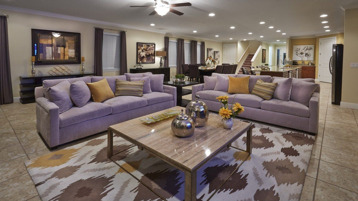 Encore resort homes orlando for Planimetrie in stile lodge