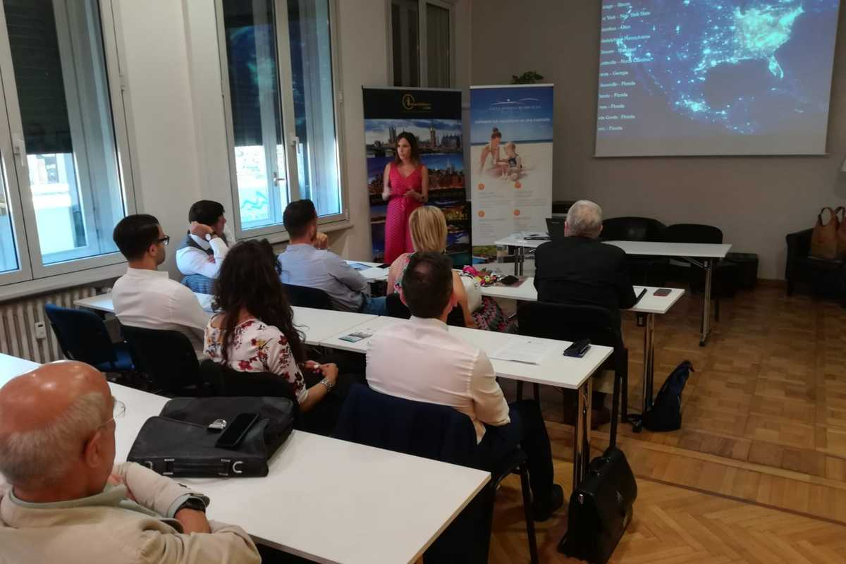 OPISAS Presente Al Workshop Organizzato Da Lu0027immobiliare.com