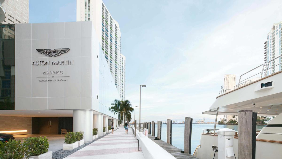 Aston Martin Residences Investitionen In Miami