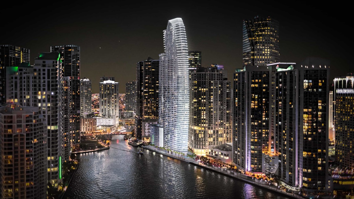 2 Betten In Miami Aston Martin Residences