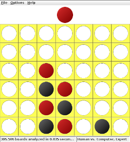 Connect4 by java feature image
