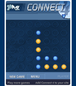 Connect4 by flash feature image