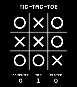 Tic tac toe by flash feature image