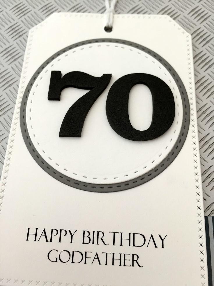 Godfather Birthday Card Idea