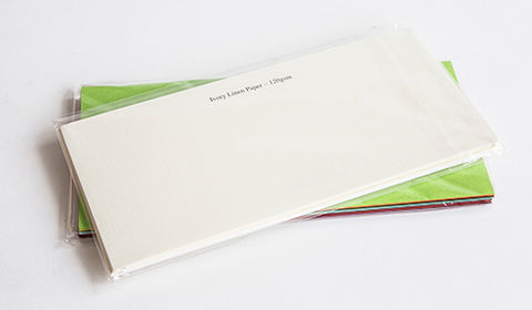 10 DL Paper Samples Samples