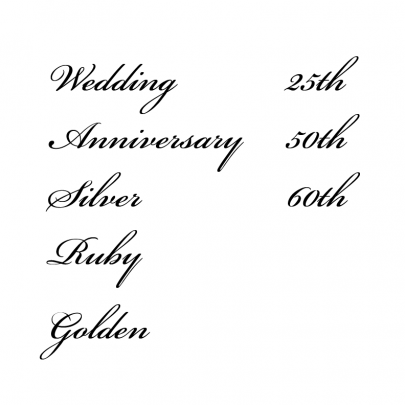 Anniversary Words Clear Stamp Pmdsaw 01