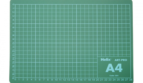 Helix A4 Double Sided Cutting Mat