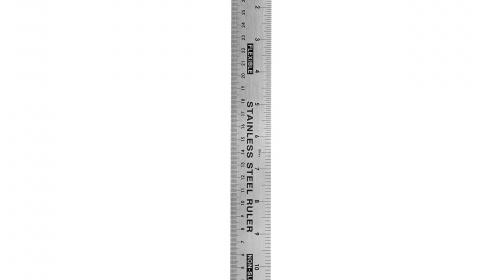 Helix 12 inch 30cm Steel Ruler