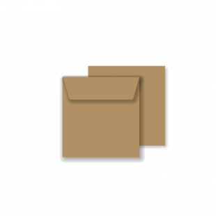 Essentials Manilla Envelopes- 108mm x 102mm