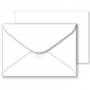 Essentials White Envelopes - 121mm x 171mm