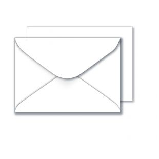 Essentials White Envelopes - 143mm x 203mm