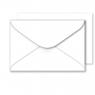 Essentials White Envelopes - 159mm x 235mm