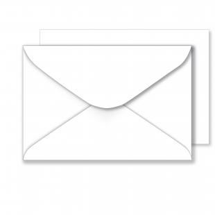 Essentials White Envelopes - 159mm x 235mm
