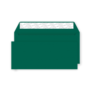 DL Peel and Seal Envelope - British Racing Green