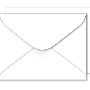 Essentials White Envelopes - 235mm x 311mm
