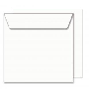 Essentials White Square Envelopes - 300mm x 300mm